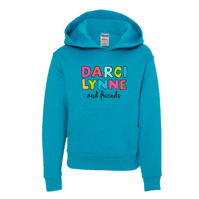 Darci Lynne YOUTH California Blue Hoodie
