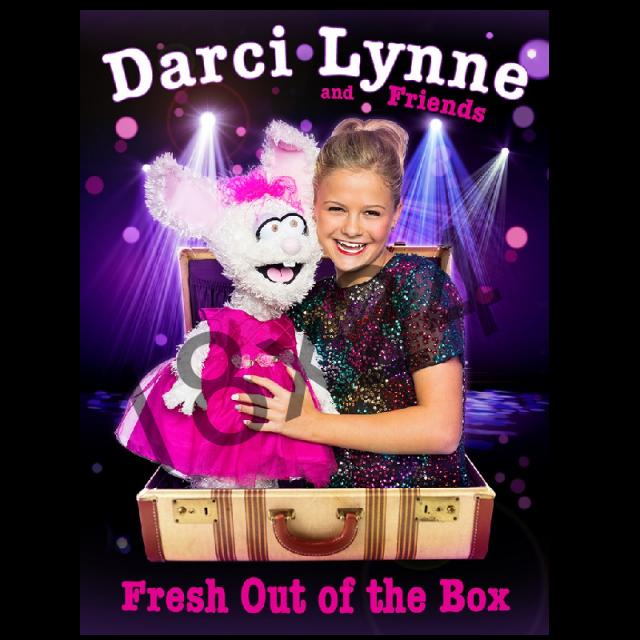 Darci Lynne SIGNED Poster